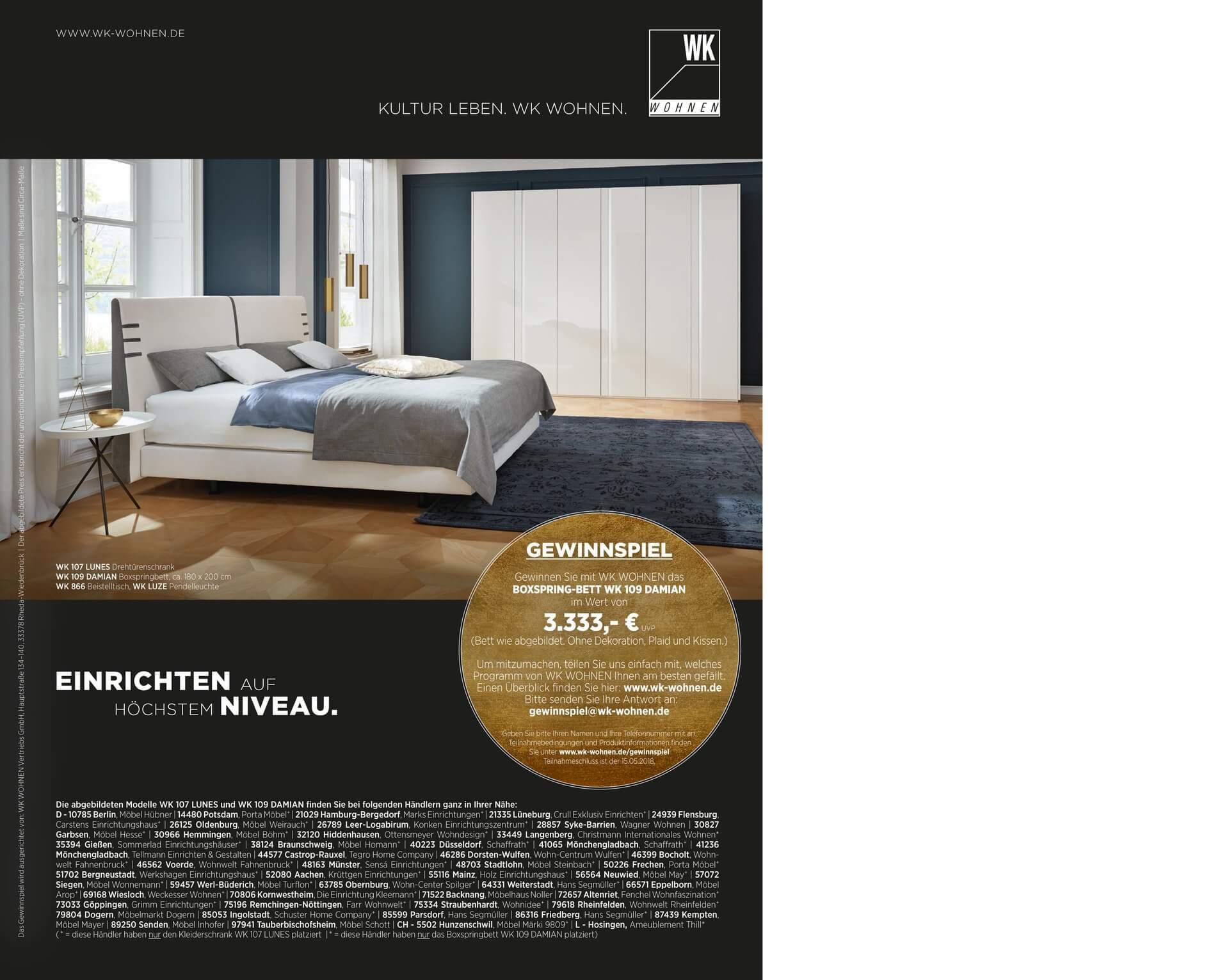 zu besuch bei der gl cklichen gewinnerin blog wk wohnen. Black Bedroom Furniture Sets. Home Design Ideas